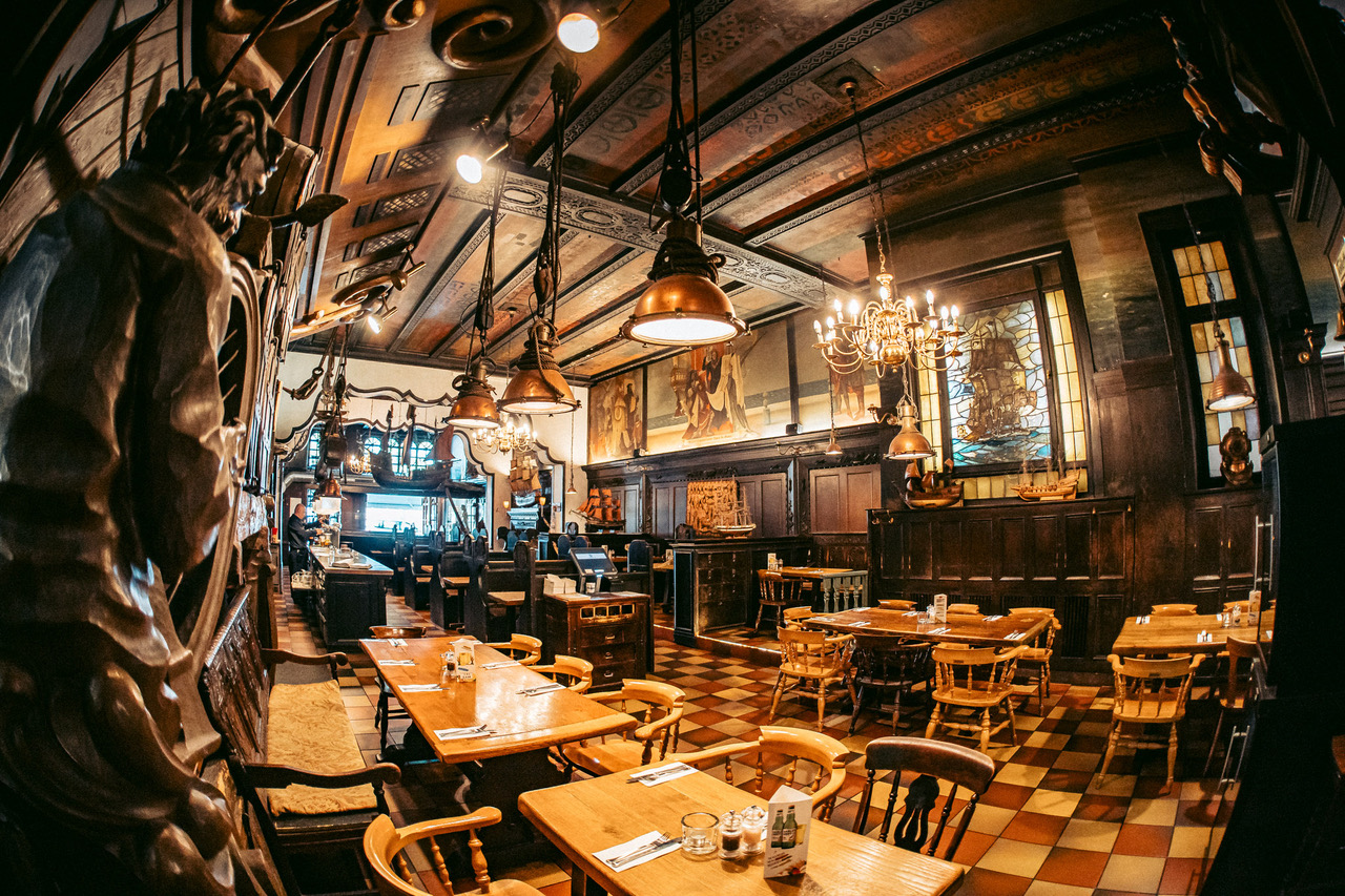 Schifferbörse - Restaurant Schifferbörse Hamburg